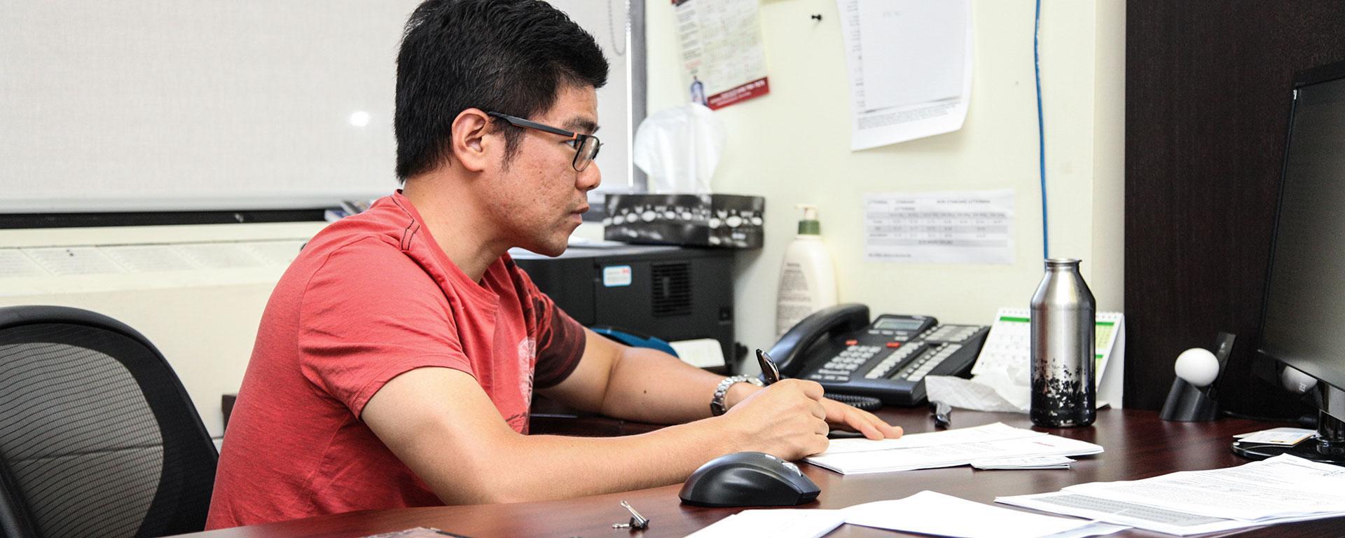 Cats Media Toronto office - Partner Tim Yu